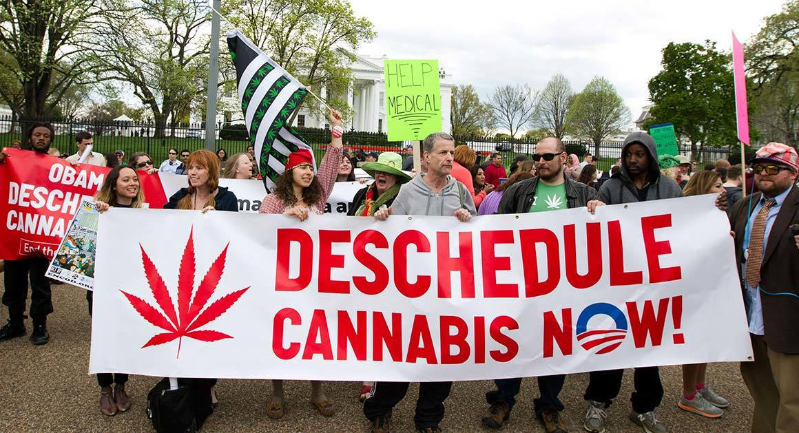 Deschedule Cannabis Now!